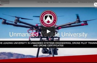 From the National Drone Show: Unmanned Vehicle University