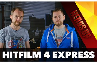 HitFilm 4 Express: a free editing and 3D compositing app