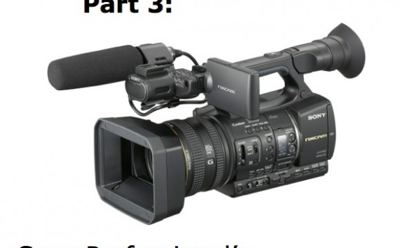PsF's missing workflow, Part 3: Sony's AVCHD & NXCAM cameras