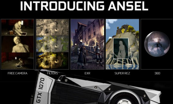 Ansel Adams enters video games