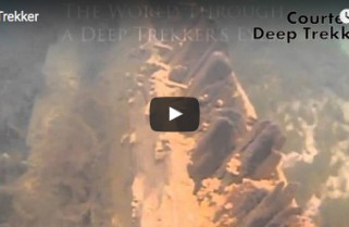 From The National Drone Show: Deep Trekker