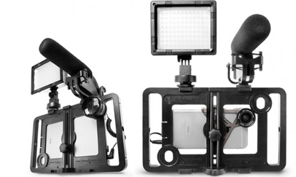 Padcaster VERSE: a mobile production studio in a case
