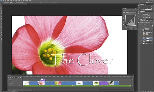 Video Editing in Photoshop