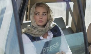 Margot Robbie plays Tanya Vanderpoel in Whiskey Tango Foxtrot from Paramount Pictures and Broadway Video/Little Stranger Productions.